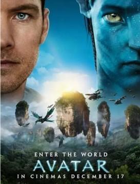 阿凡达 Avatar   电影海报