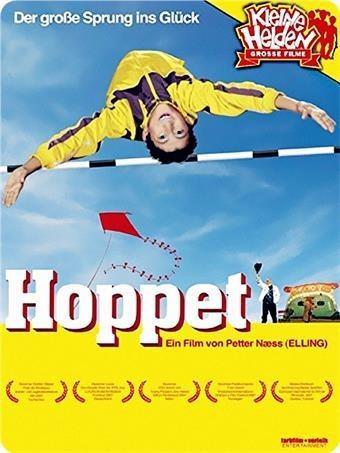 跳跃国界海报