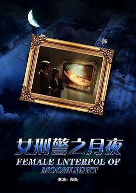 女刑警之月夜海报