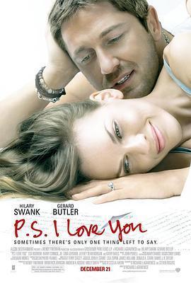 附注:我爱你 电影海报