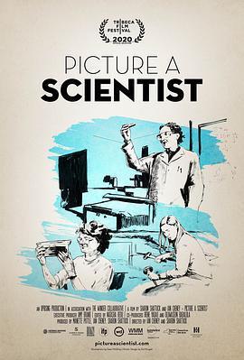 科学家的模样海报