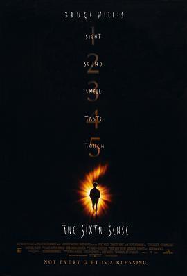 第六感 电影海报
