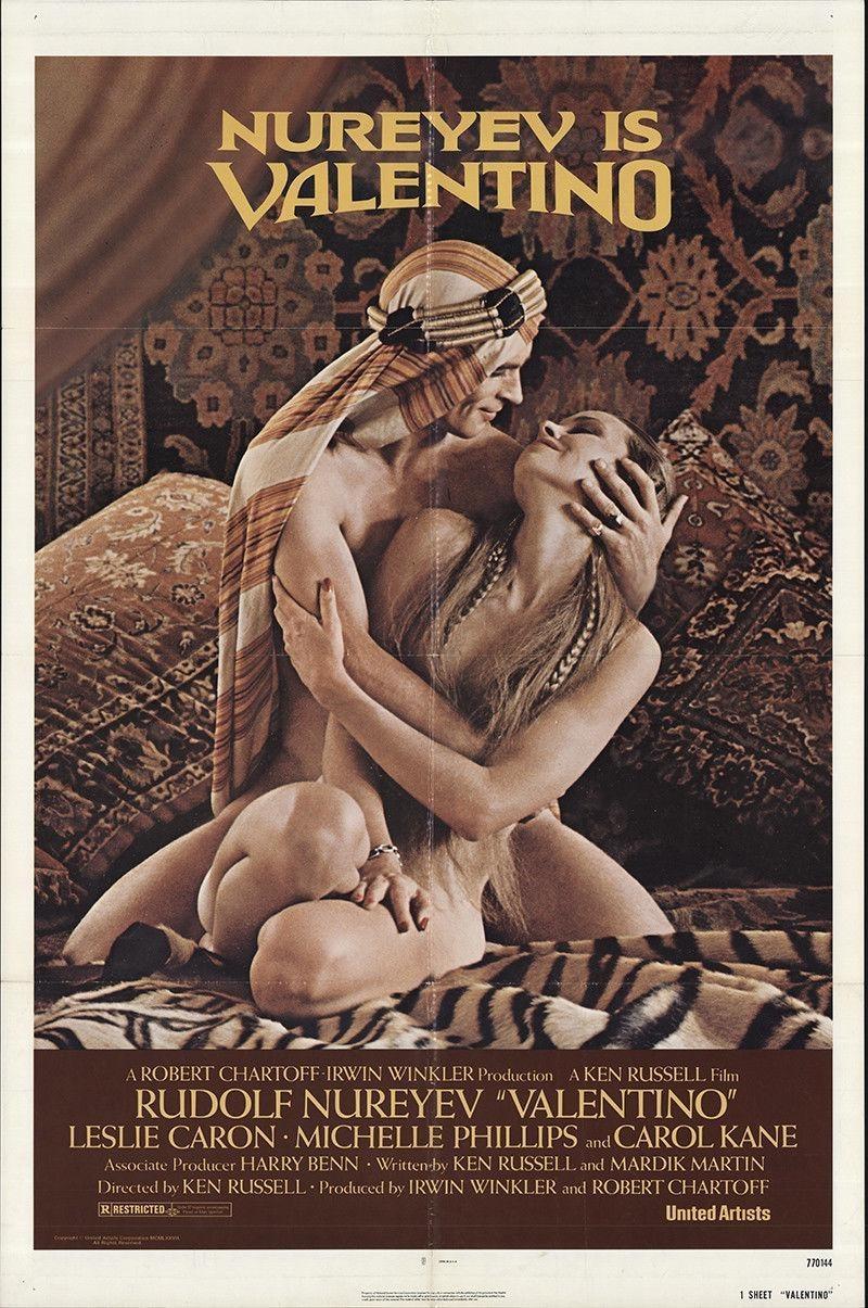 范伦铁诺海报