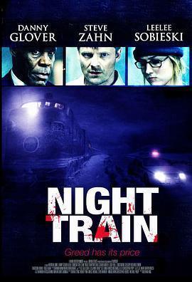 暗夜列车 电影海报
