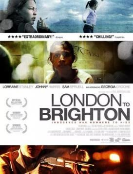 从伦敦到布莱顿海报