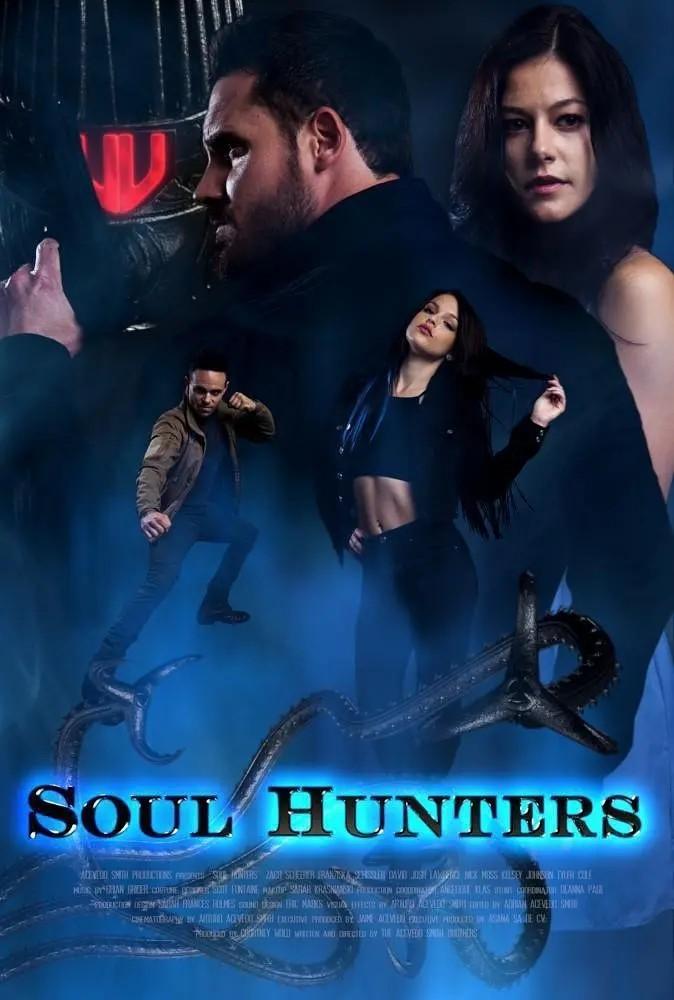 灵魂猎人海报