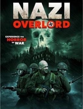 大君主行动:纳粹死亡实验海报