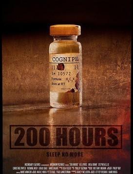 200小时海报