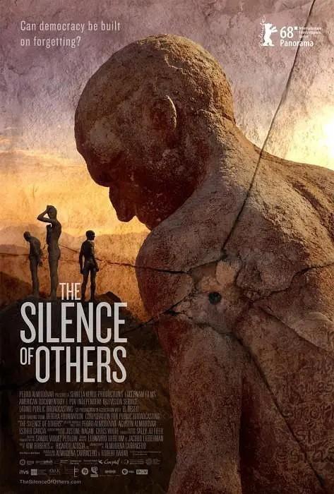 沉默正义海报