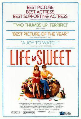 生活是甜蜜的 电影海报