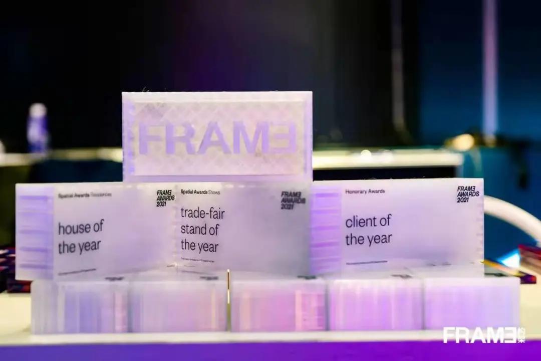 2021 荷兰 Frame Awards 大奖名单公布!9个中国团队斩获大奖