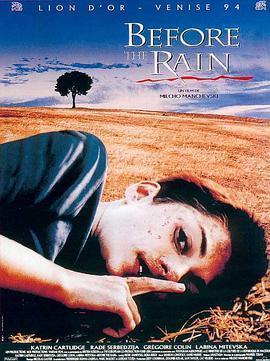 暴雨将至 电影海报