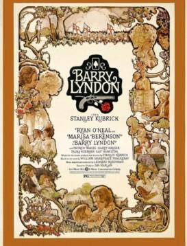 巴里·林登 Barry Lyndon海报