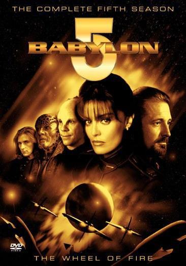 巴比伦5号 第五季海报