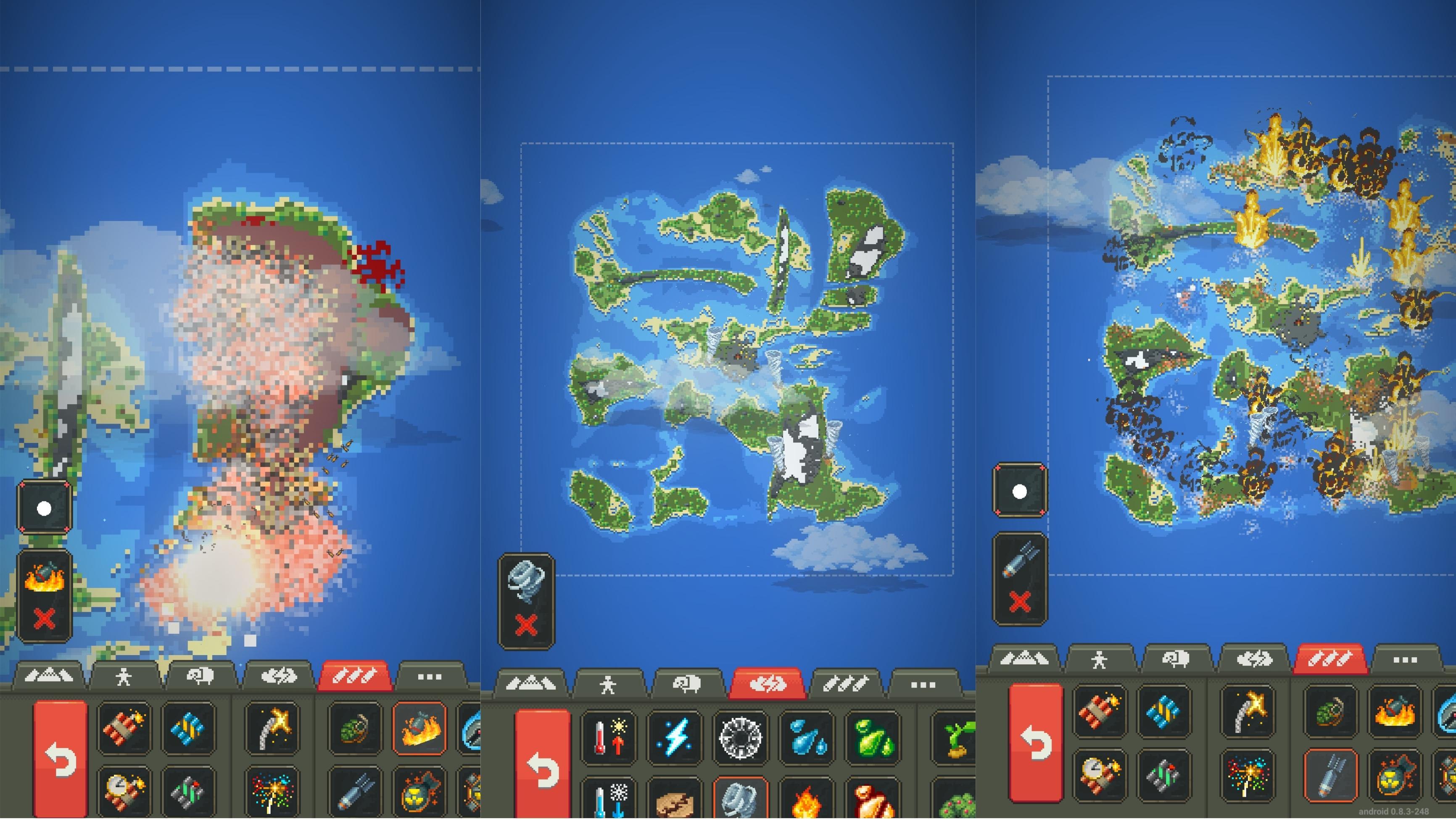 世界盒子优化版截图1