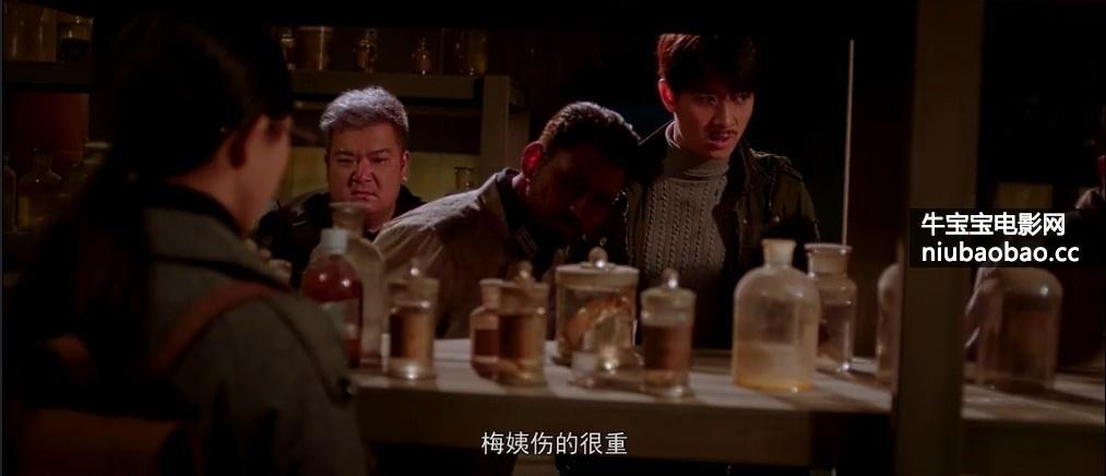 时间遗墓1:九龙解棺影片剧照5