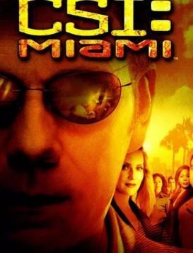 犯罪现场调查:迈阿密 第二季海报