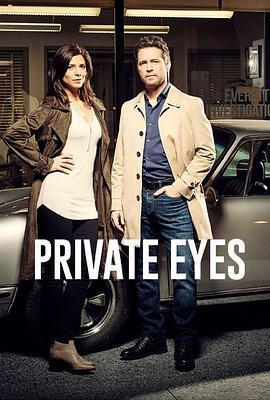 私家侦探 第一季海报