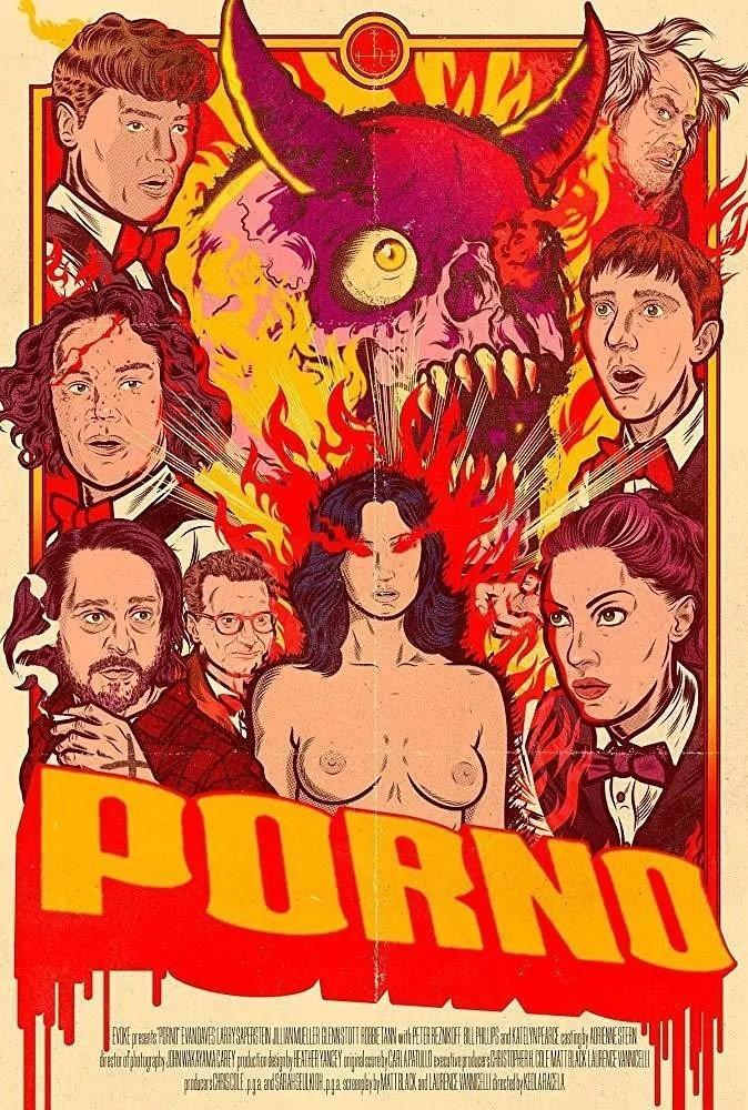 恶魔影院海报