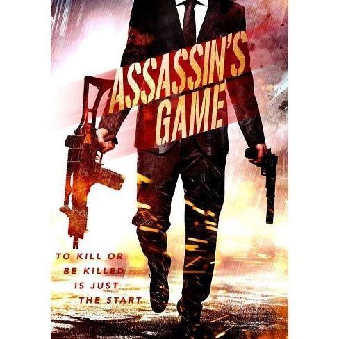 刺客游戏海报