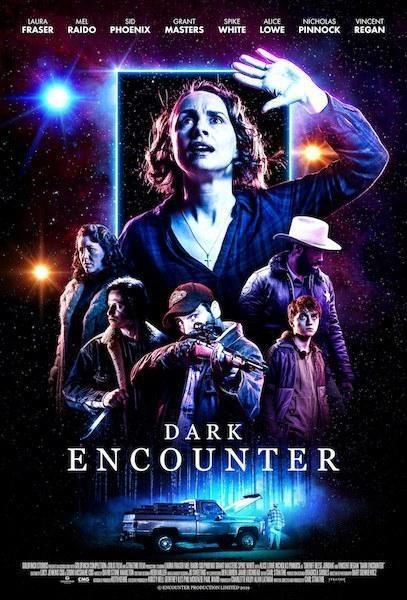 黑暗邂逅海报