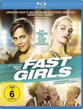 fast girls海报