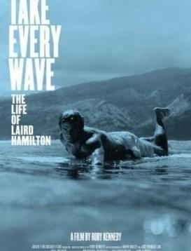追浪:莱尔德·汉密尔顿的一生海报