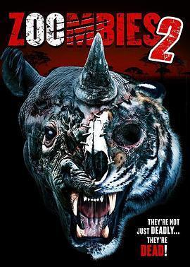 动物僵尸2海报