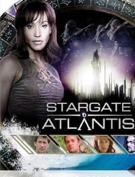 星际之门:亚特兰蒂斯 第三季海报