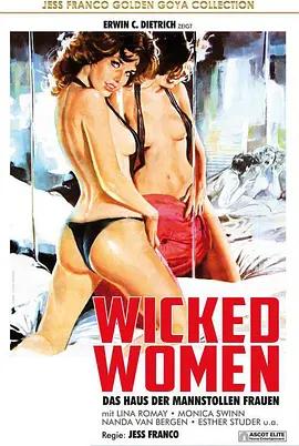 不贞的女人们 电影海报