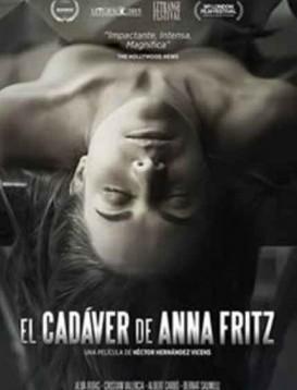 安娜·弗里茨的尸体海报