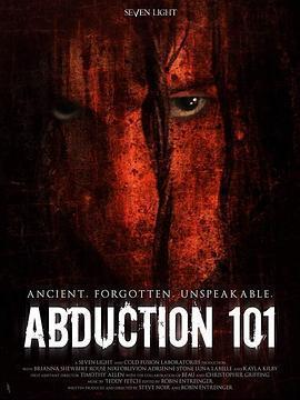 绑架101海报