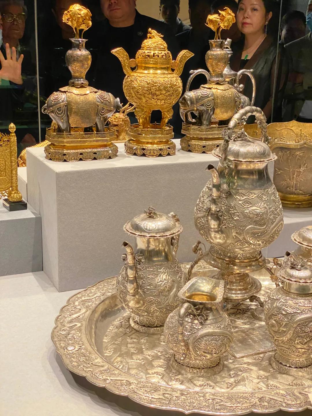 龙商动态 华永大厦及华永集团典藏金银器博物馆启用庆典隆重举行