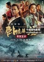 卧虎藏龙2:青冥宝剑海报