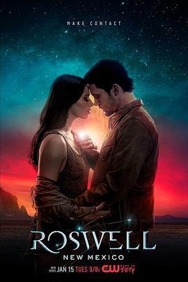 罗斯威尔 第一季海报