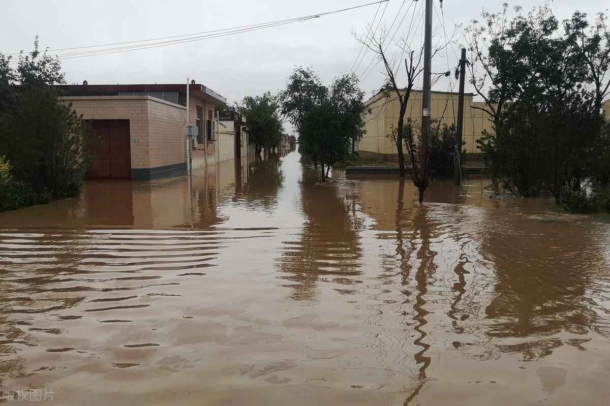 山西暴雨90小时,农村洪水自救指南,跟城市内涝不一样