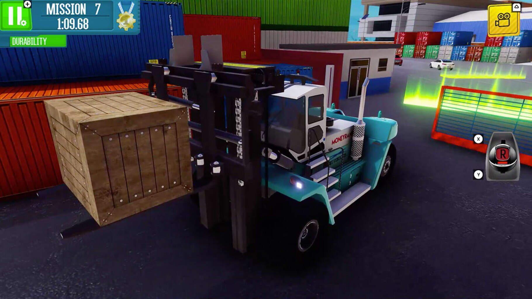 货船司机(Cargo Crew Driver)插图1