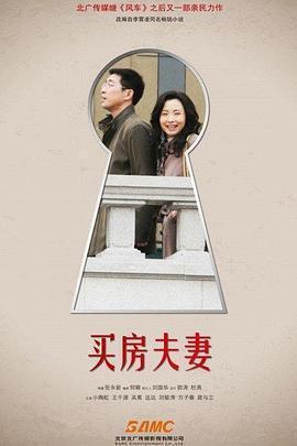 买房夫妻海报