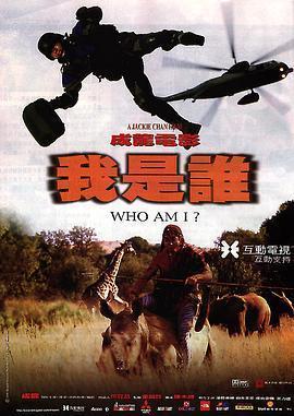 我是谁 电影海报