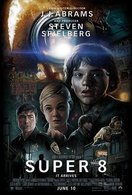 超级八 电影海报
