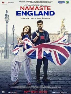 你好呀!亲爱的英格兰海报