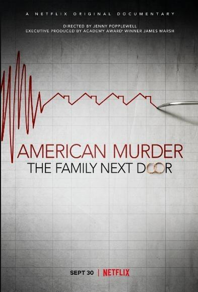 美式谋杀:隔壁邻家海报