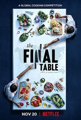 国际名厨争霸赛海报