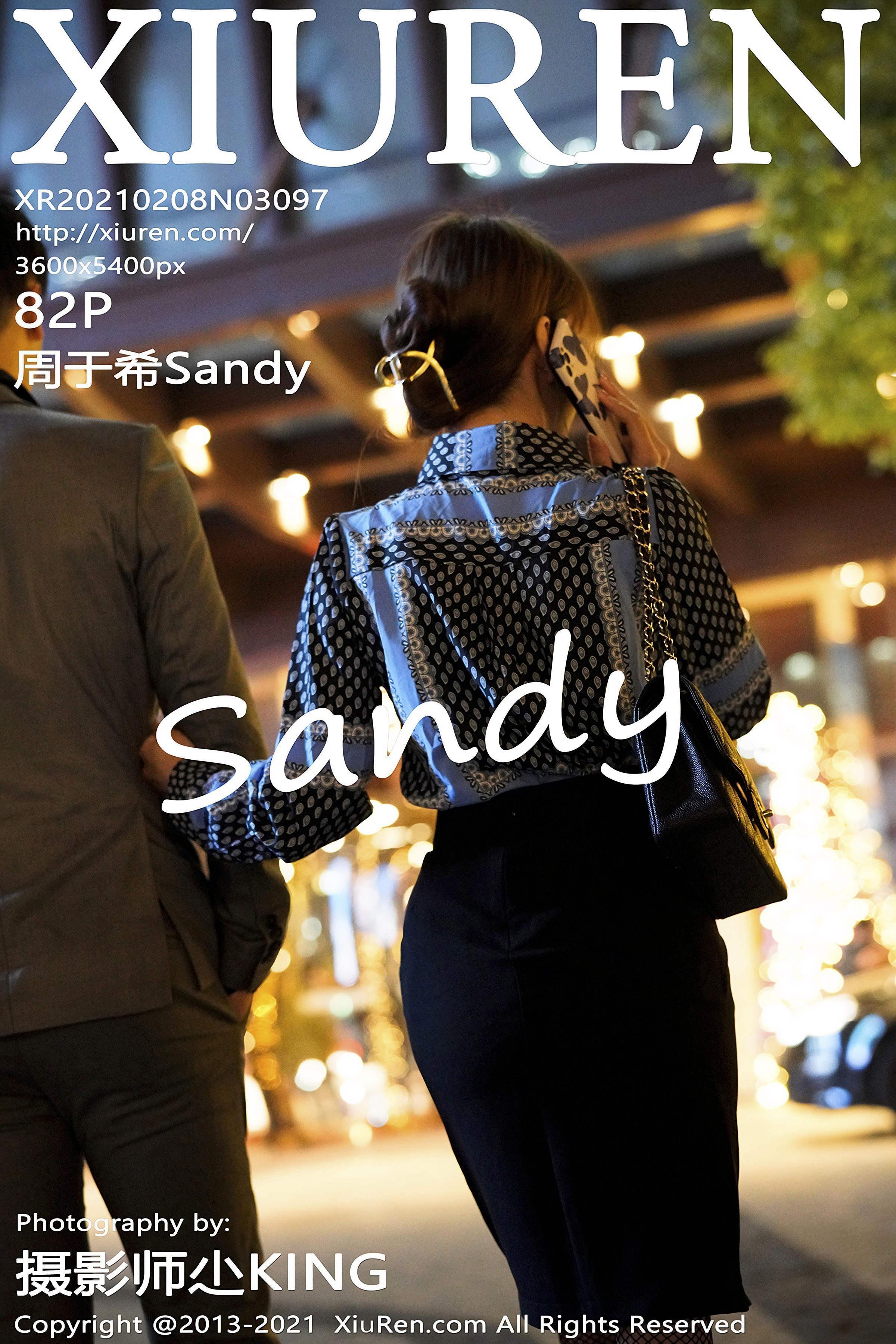 [XiuRen秀人网] 2021.02.08 No.3097 周于希Sandy [87+1P]