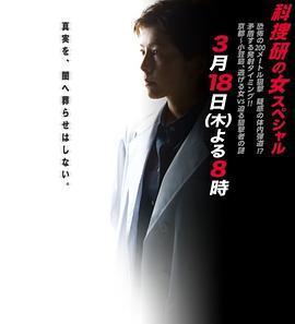 科捜研之女2010特别篇海报