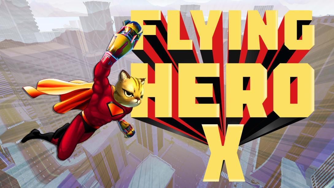 飞行英雄X(Flying Hero X)插图6