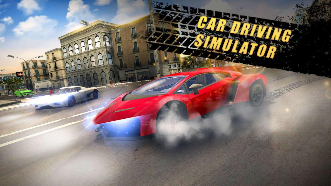 汽车驾驶模拟(Car Driving Simulator)插图5