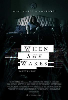 当她醒来海报
