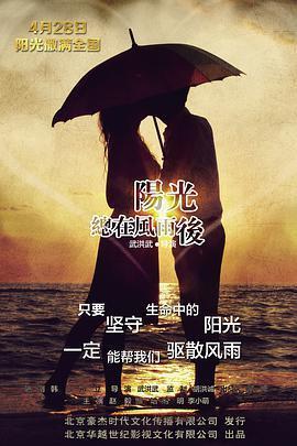 阳光总在风雨后海报