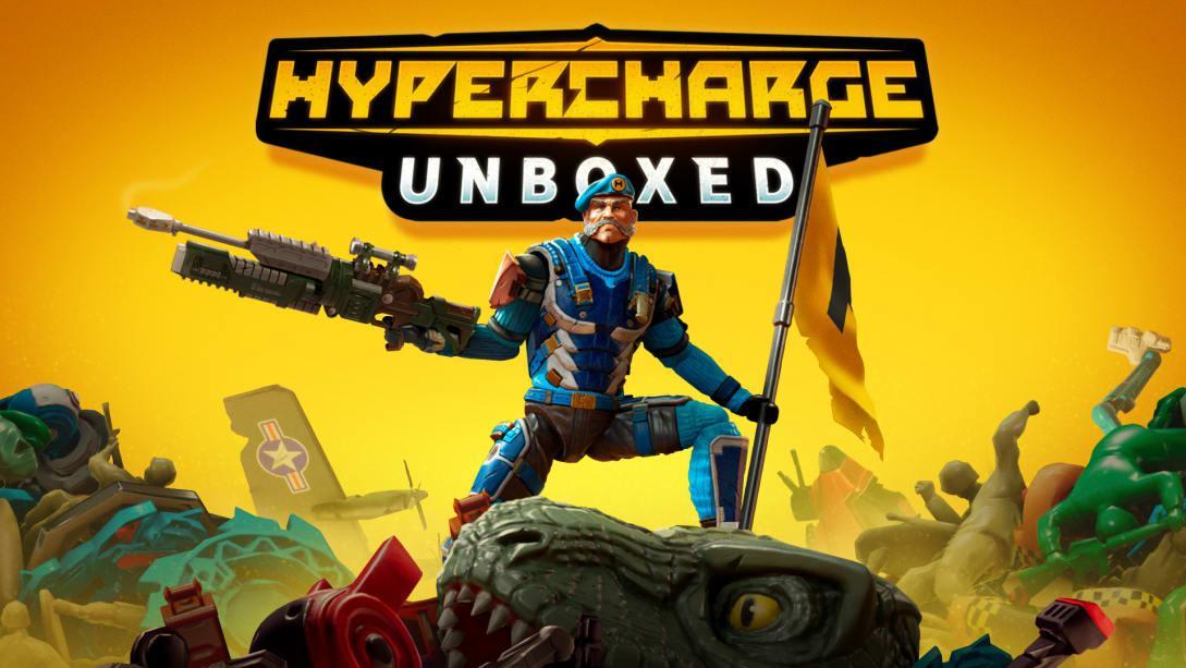超级冲锋:开箱(HYPERCHARGE: Unboxed)插图5